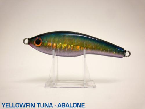 Strategic Angler Proteus 130  Yellowfin Tuna - Abalone Custom
