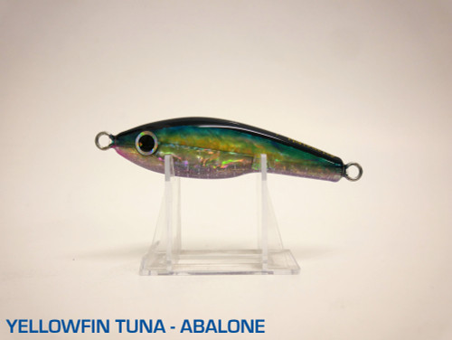 Strategic Angler Proteus 100 Yellowfin Tuna - Abalone Custom