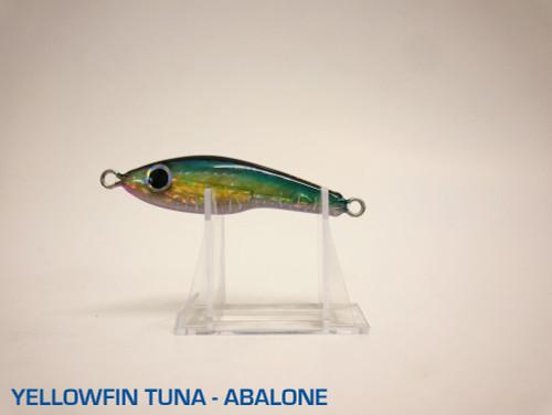 Strategic Angler Proteus 80 Yellowfin Tuna - Abalone Custom