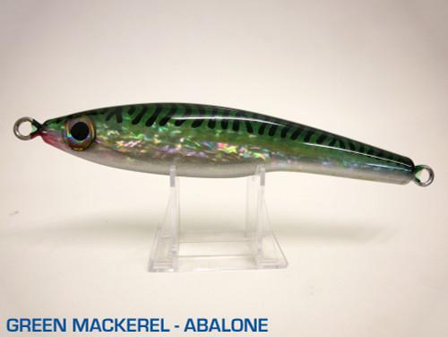 Strategic Angler NAIA 180 Green Mackerel - Abalone Custom