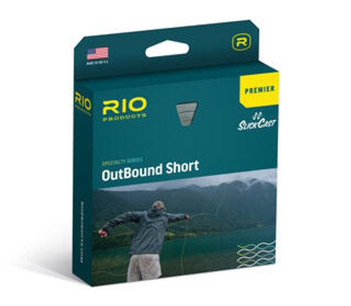 Rio Premier OutBound Short Specialty Series WF8F Fly Line