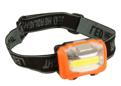 Wildtrak 3W COB LED Head Torch
