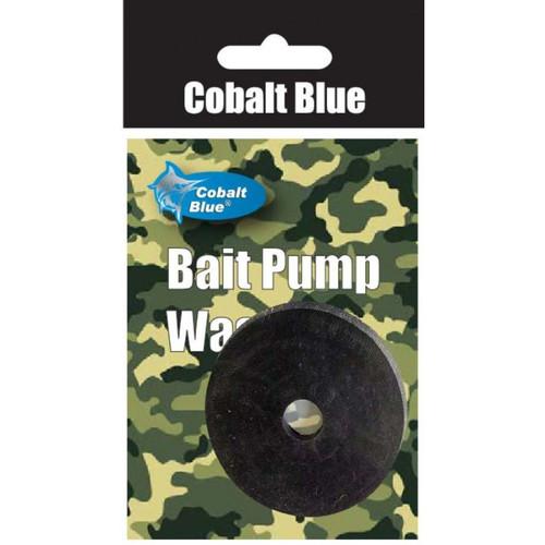 Cobalt Blue Yabbie Pump Spare Washer