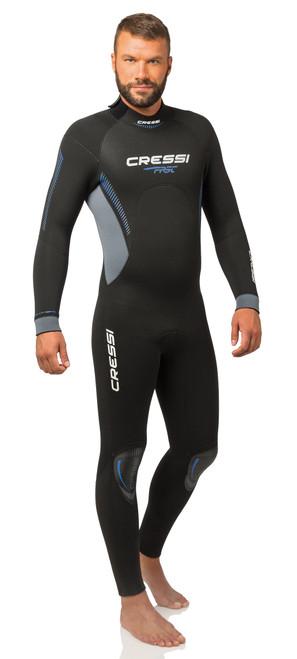 Cressi Fastman 7mm Wetsuit Size 7 XXXL