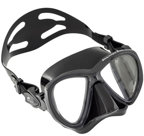 Rob Allen Snapper Evo Mask - Black