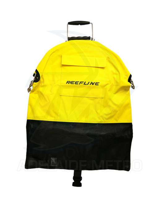 Reefline Spring Loaded Catch Bag Yellow Small