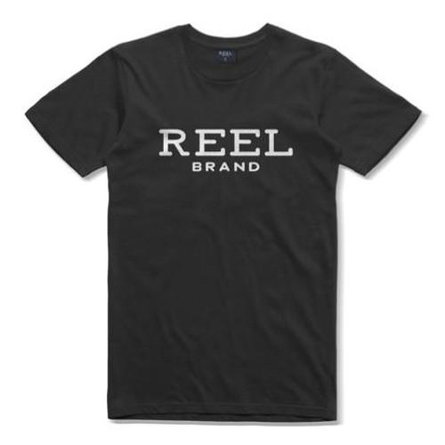 Reel Brand Essentials Short Sleeve Tee Black