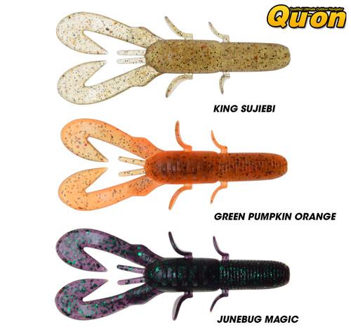 "Jackson Qu-on Quake Claw [3.4""]"