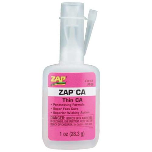 ZAP CA - Thin 1oz