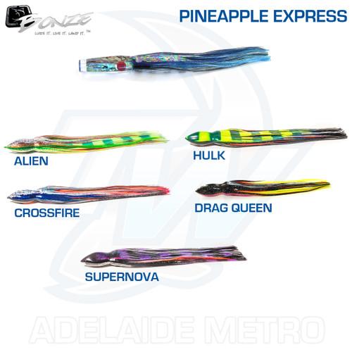 Bonze Skirts - Pineapple Express