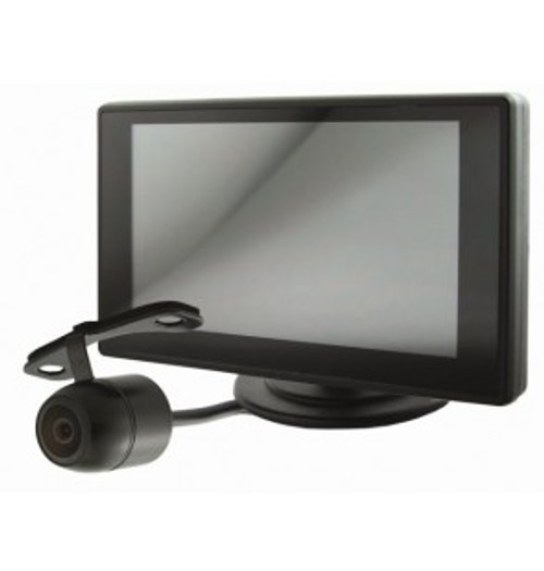DNA Reverse Camera with 4.3 Inch LCD Screen