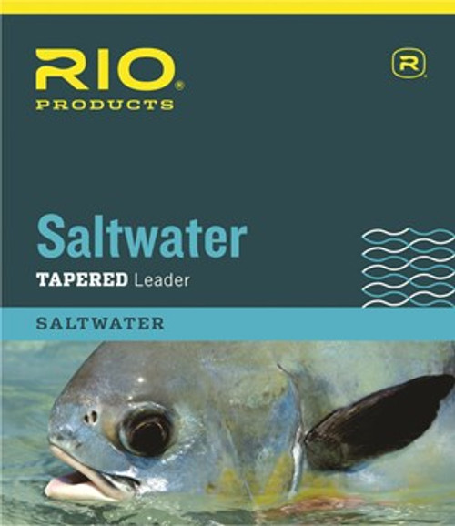Rio Tapered Leader Saltwater