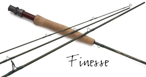 TFO Lefty Kreh Finesse Series Fly Rod