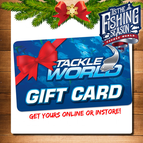 Tackle World Gift Voucher