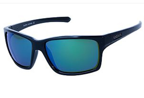 Spotters Grit Crown Glass Sunglasses