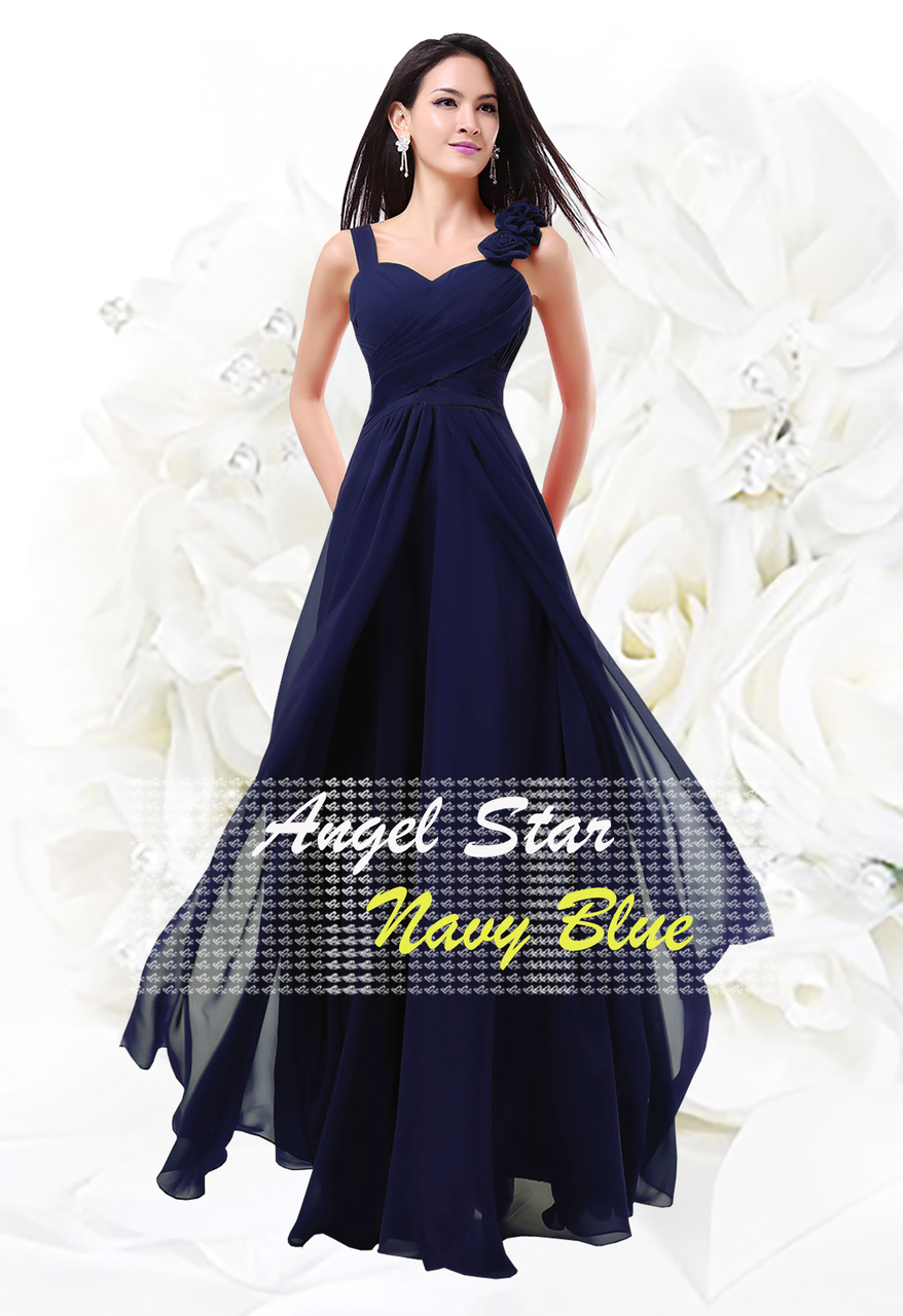 ce0783fb5b99f ... Navy Blue Sage Green Lilac Dusky Rose Grey Coral Teal New Formal Long  Evening Ball Gown Party Prom Bridesmaid Dress Size 6 - 24