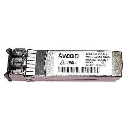 850nm SR Optical Transceiver Module HSS Avago AFBR-703SDZ-ELX 10GB SFP
