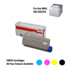 OKI Toner Cartridges (for C831TS)