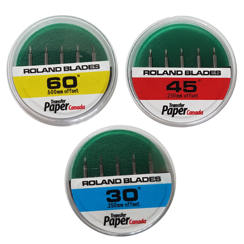 Roland Replacement Cutter Blades