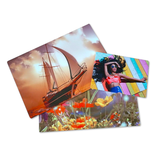 Aluminum Photo Panel Blanks - for Dye Sublimation.
