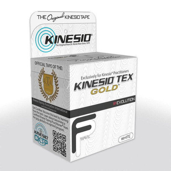 Kinesio USA Kinesio Tex Gold FP Revolution Tape 2 x 16.4