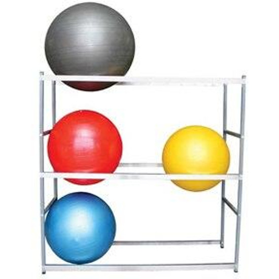 Thera-Band 6 Ball Floor Stand