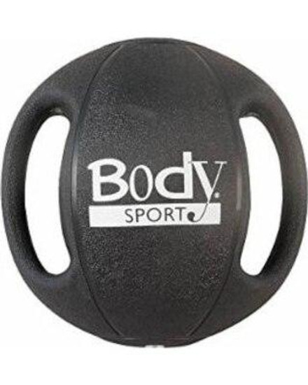 Body Sport Double Grip Medicine Ball