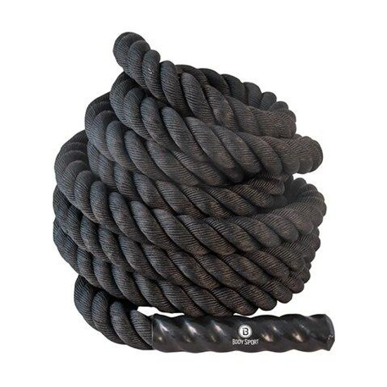 Body Sport Weighted Battle Rope
