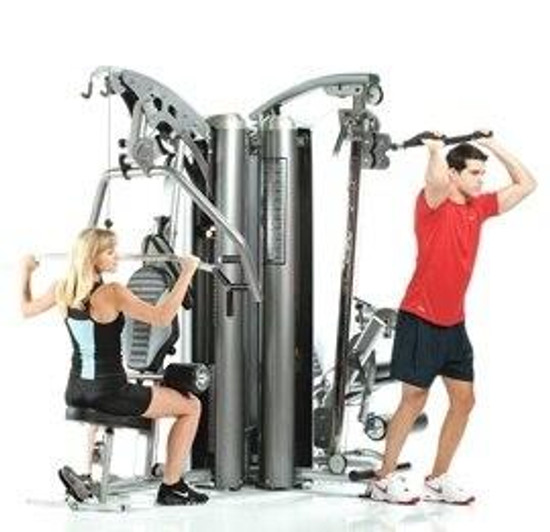 TuffStuff Apollo 3 Station Multi Gym System 7300