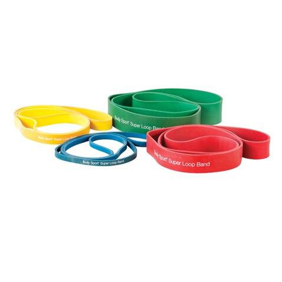 Body Sport Body Sport Pull Up Bands