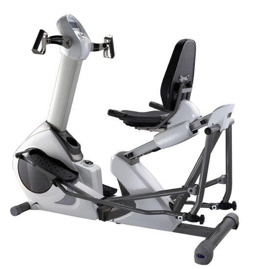 HCI Fitness PhysioCycle RXT - Seated Elliptical/Stepper UBE Total Body Trainer