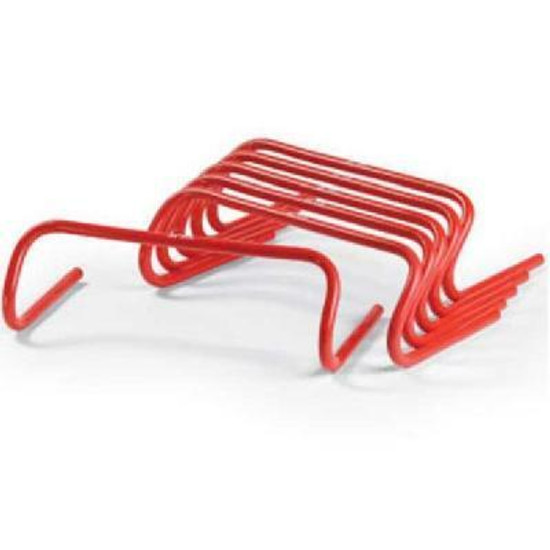 spri SPRI Mini Hurdles - Set of 6