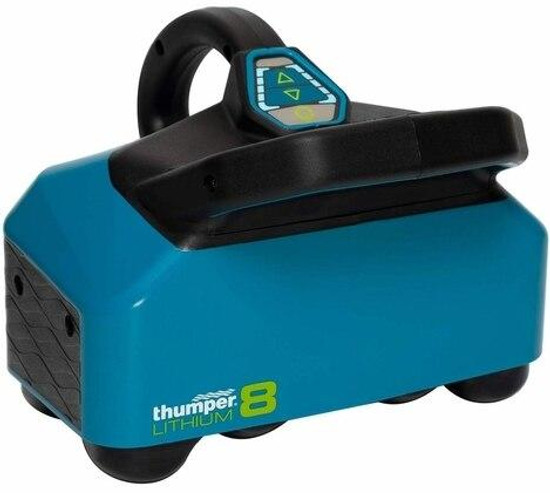 Thumper Thumper Lithium8 Professional Percussive Body Massager