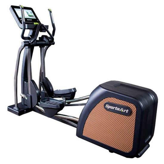 SportsArt Stenza Series Elliptical Trainer with 16 in Touchscreen