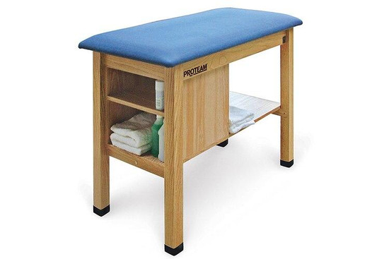 ProTeam H-Brace Taping Table with End Cabinet