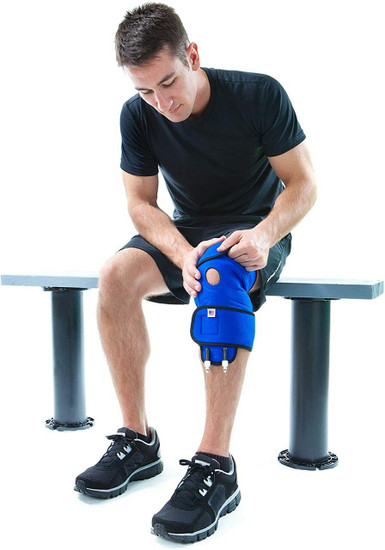 Innovative Medical Equipment ThermaZone Knee Pad - Universal Fit