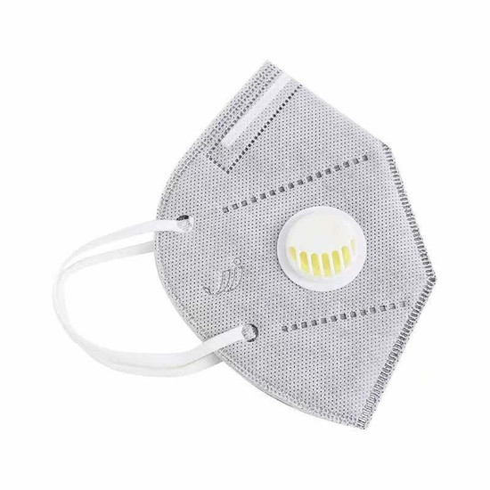 SourceMed KN95 Face Mask w/ Respirator Valve