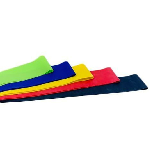 SourceFit 5 Piece Loop Resistance Band Set
