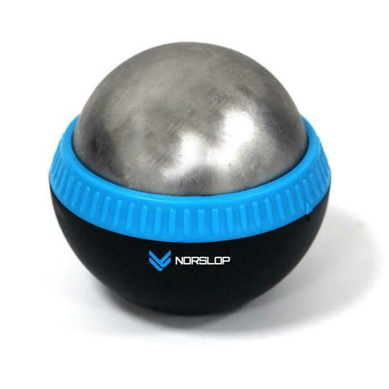 SourceFit Cold Therapy Massage Roller Ball