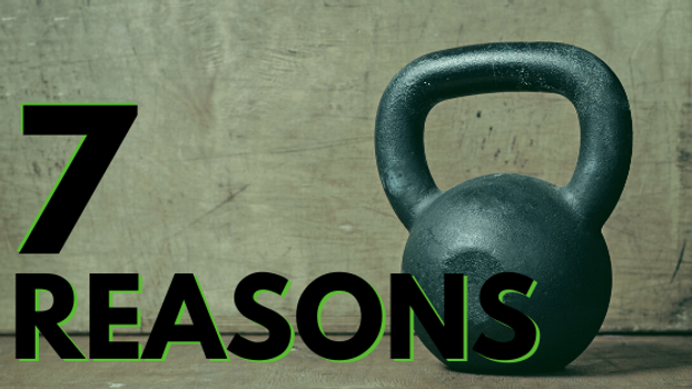 7 Reasons to Incorporate Kettlebells in Your Workout