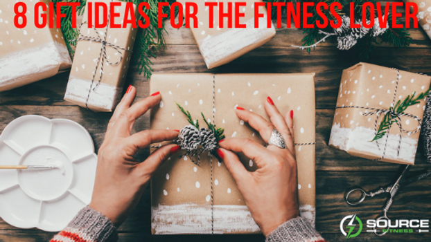 8 Gift Ideas For The Fitness Lover