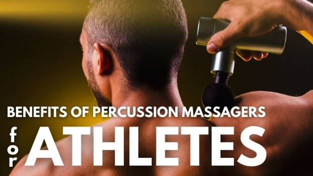 The Benefits of Percussion Massagers for Athletes