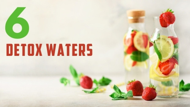 6 Detox Waters You Should Try Today