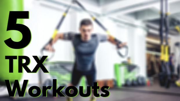 RX Suspension Training Exercises and Their Benefits