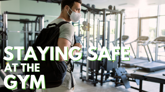 You've Stayed Safe At The Gym, How Do You Stay Safe During Holiday Travel?