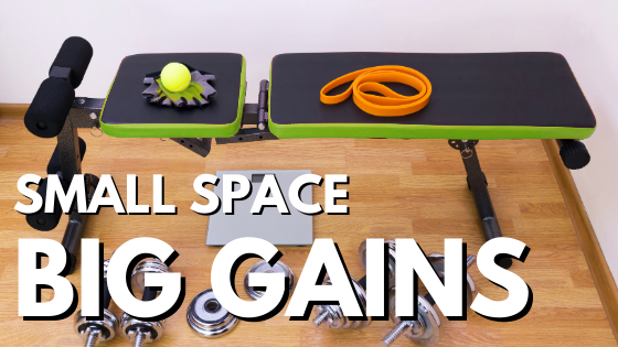 Small Space, Big Gains: Best Small Home Gym Equipment