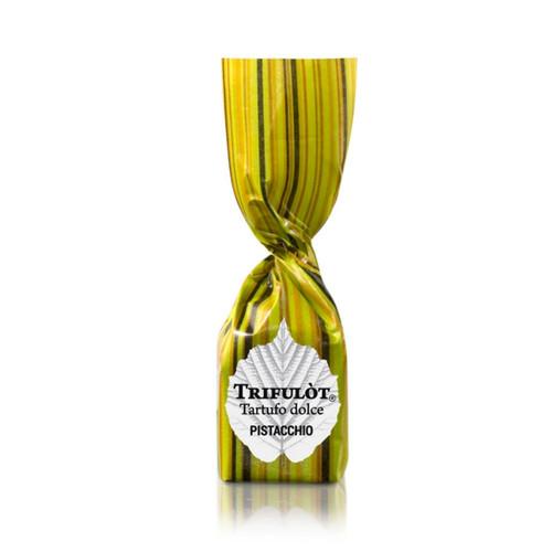Praline TRIFULOT - Tartufo Dolce Pistachio 12 pieces