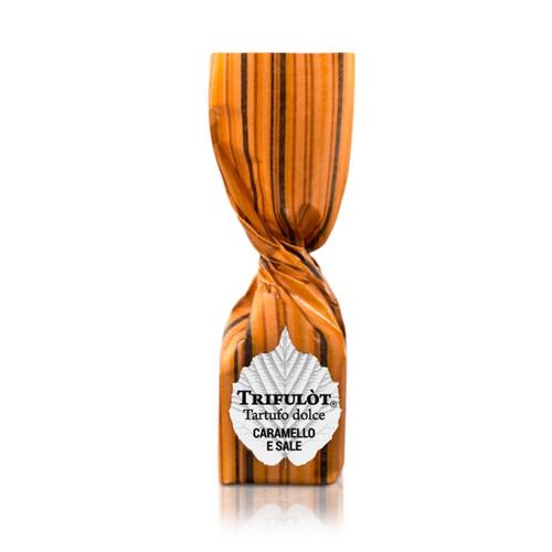 Caramel & Salt Praline  TRIFULOT - Tartufo Dolce 12 pieces