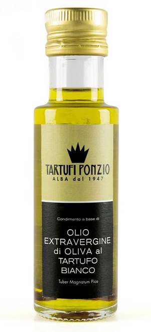 Ponzio Olive Oil with White Truffle 100ml