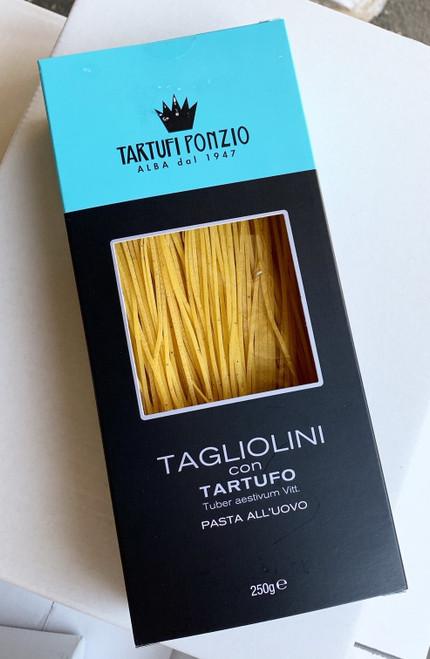 Tagliolini Egg Truffle Pasta